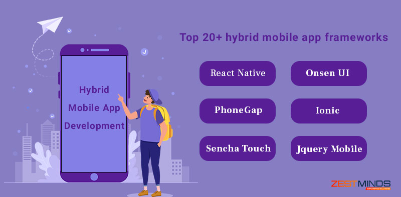 20 Best Hybrid Mobile App Development Frameworks