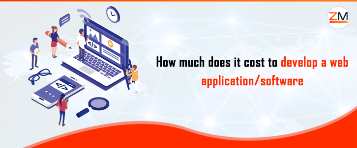How Much Does It Cost to Develop a Web Application ?