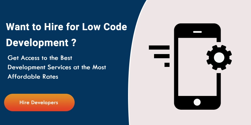 Hire Low-Code Developers