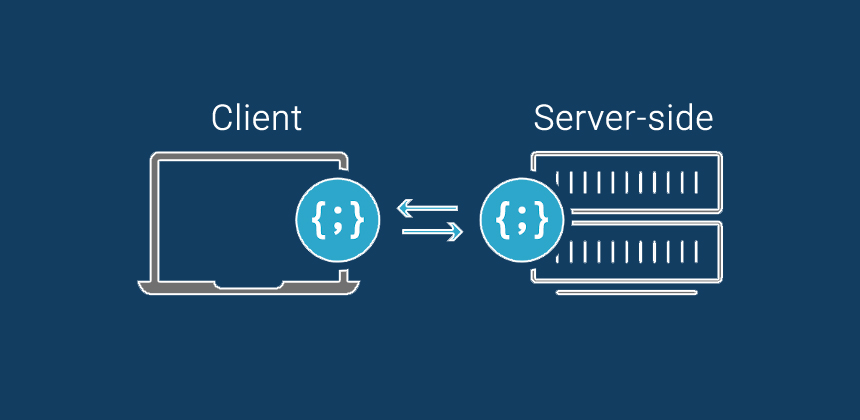 client- and server-side APIs