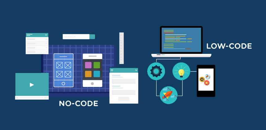 cloud-based advanced low-code and no-code platforms