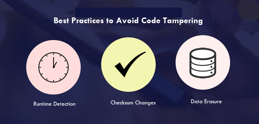 Best Practices to Avoid Code Tampering