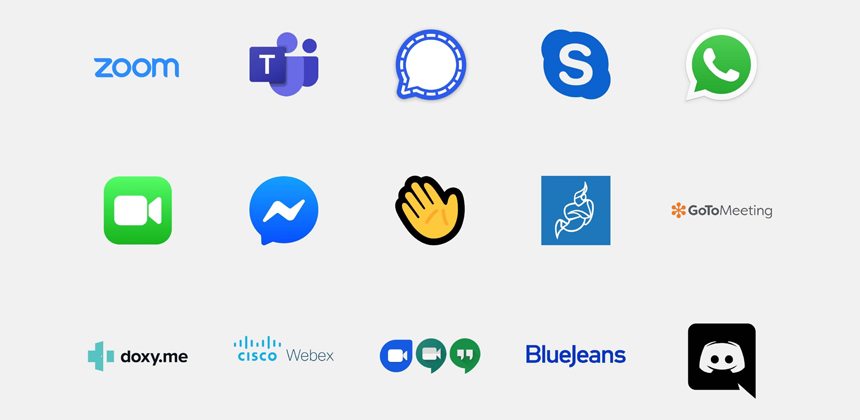 app development communication methods