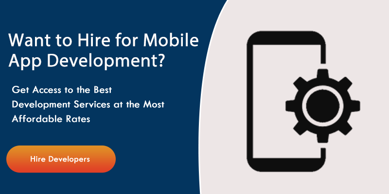hire for mobile app development