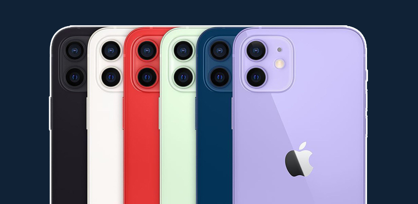 iPhone 13 and 13 Mini colors